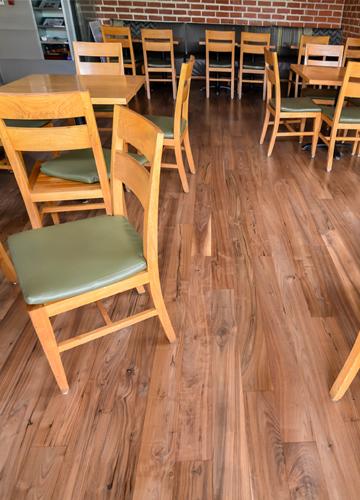 Glue Down Hardwood Flooring Install