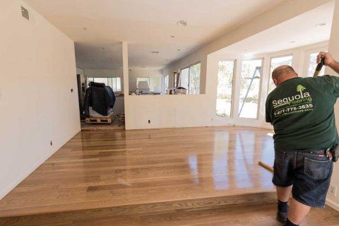 Brentwood Installation of Engineered Floors & Refinishing Existing Floors