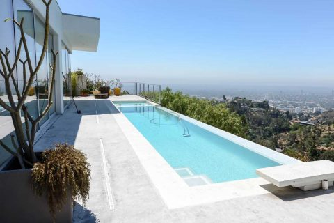 Hollywood Hills Refinishing Maple Floors