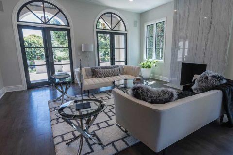 Rancho Palos Verdes Refinishing Staining Walnut Floors