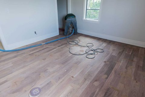 Rancho Palos Verdes Fefinishing Staining Walnut Floors