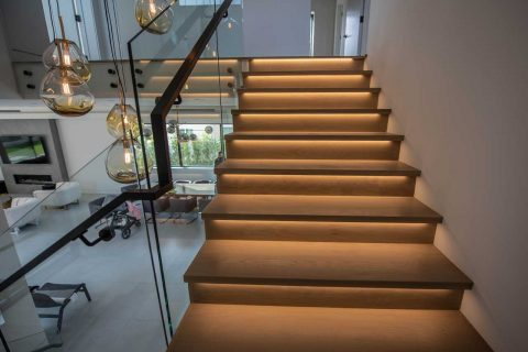 Sherman Oaks Stair Installation & Refinishing