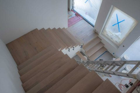 Sherman Oaks Stair Installation & Refinishing