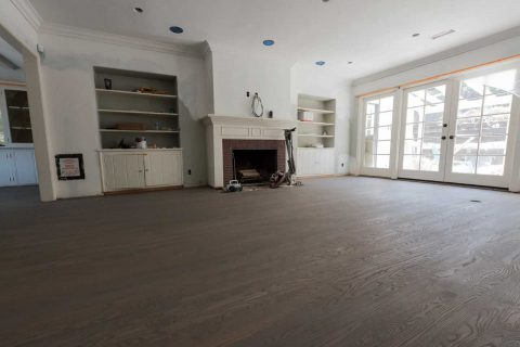 Studio City Restoration Old Oak Floors