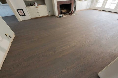 Studio City Restoration Old Oak Floors