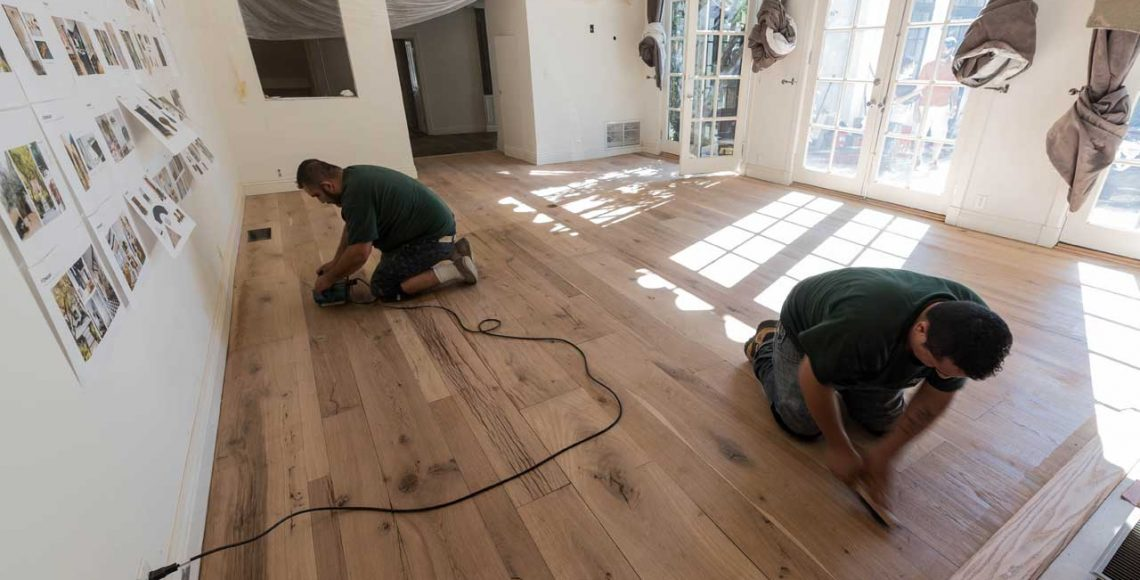 west-hollywood-wood-istallation-&-refinishing-to-match-existing-solid-oak-floors