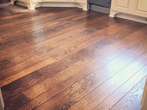 hardwood floor company California